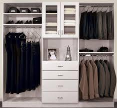 floor based closet system