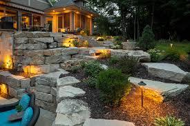 Outdoor Lighting The Woodlands Home Woodlands Tx Landscape Designs Outdoor Living Areas