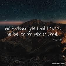 Philippians 3:7 ESV