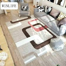 washable throw rugs without rubber backing kitchen machine backed home