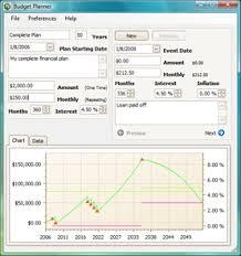 Budget Planner Windows Snowmint Creative Solutions Llc