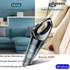 Máy hút bụi cầm tay Mini dùng trong ô tô Baseus Shark One H-505 Car Vacuum  Cleaner
