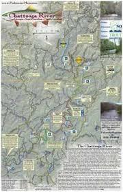 Georgia Fishing Maps And Ga Fishing