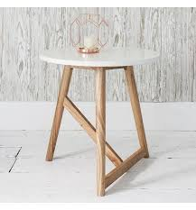 round side table white regarding tables design 17
