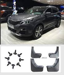 Online Shop <b>4Pcs OE Styled Car</b> Front Rear Mud Flap Mudguards ...
