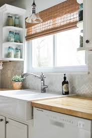 counters8 next post i ll share my backsplash tutorial how to install butcher block countertops