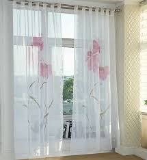 top 4 sheer curtains