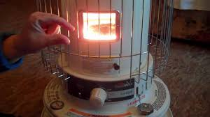 How To Light A Kerosene Heater Beckys Farm Tv Kerosene Heater