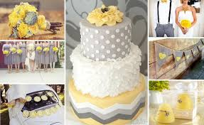gray and yellow wedding ideas Wedding Decorations Yellow And Gray wedding ideas yellow and gray wedding decorations yellow and gray