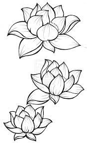 Lotus Blossom Tattoo By Metacharis On