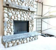 fireplace refacing stone refinish brick fireplace with stone hearth refacing reface cost fireplace stone veneer ideas