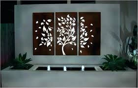 wall arts wall art outdoor metal large contemporary decor lovely white wall art outdoor