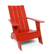 red plastic adirondack chairs. compact flat adirondack chair - apple red plastic chairs