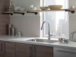 Delta Touchless Kitchen Faucet Essa Kitchen Collection