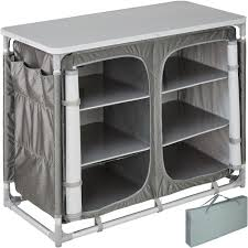 Table De Camping Camping Cuisine Pliable Camping Armoire Voyage