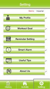 gnc fitness app screenshot 3