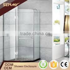 low cost frameless tempered glass