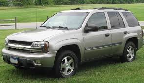 Blazer chevy blazer 2001 : Chevrolet TrailBlazer - Wikipedia
