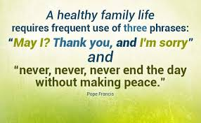 Family Life Quotes Mesmerizing A Healthy Family Life Requires Legends Quotes