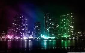 City Lights Wallpapers - Wallpaper Cave