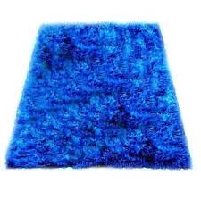 royal blue rug. Image Is Loading Soft-Shaggy-Faux-Fur-Area-Rug-Throw-Accent- Royal Blue Rug E