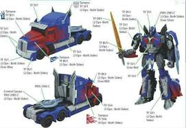 transformers sheet possible transformers the last knight optimus prime toy design sheet