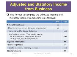 Chapter 6 Business Income Students 1