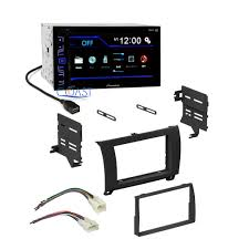 pioneer radio stereo dash kit wire harness for 2007 13 toyota main image