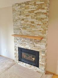 Stone Fireplace Remodel Spencer Home Solutions Fireplace Gallery