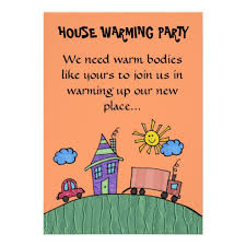 Others Fresh Housewarming Party Invitations To Break In