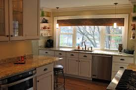 Kitchen Sink Window Window Over Kitchen Sink Over Kitchen Sink Window Treatment For