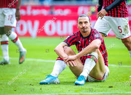 Zlatan Ibrahimovic AC Milan Editorial Stock Photo - Stock ...