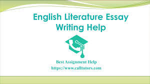 essay on english literature as english literature essay help business customer thank you