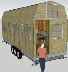 Small Picture Ecovillage Tiny House and Greenhouse Infrastructure Module or