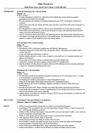 Sample Informatica Etl Developer Resume Best Of Informatica Etl Developer Sample Resume Unique Resume New Winning