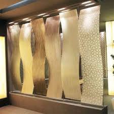 ... Acrylic decorative panel / for interior fittings / backlit / polished  R-CAST MIRAGE ...