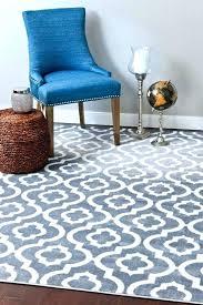 teal gray area rug
