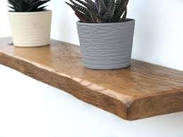 oak effect shelf brackets furniture a shelves previous next red rustic floating solid