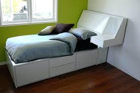 high platform beds with storage. Wonderful High Tall Platform Bed Frame High With Storage  Twin  Intended High Platform Beds With Storage A