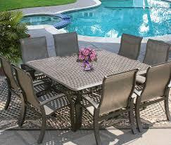 decorating luxury outdoor dining table for 10 32 unusual idea round 8 costco portofino patio outdoor