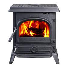 hi flame hf517u pony new england 1 500 sq ft direct vent wood stove