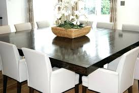 large round dining table seats within square remodel in ideas 3 glass 12 full size