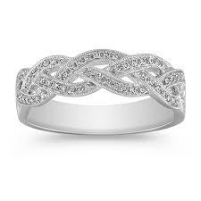infinity diamond wedding band. interwoven infinity diamond wedding band d