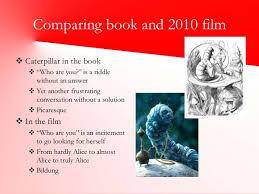 alice in wonderland comparing carroll s original books disney s 14 comparing book