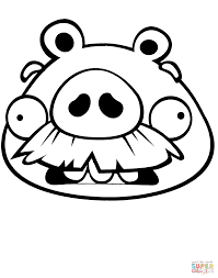 Small Picture Foreman Pig coloring page Free Printable Coloring Pages