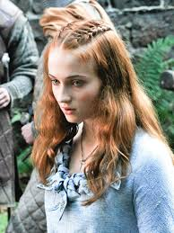 Game Of Thrones Zopf Sansa Stark Sansa Stark Pinterest
