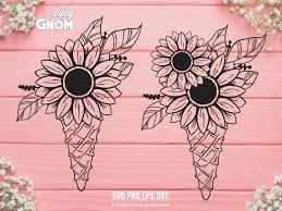 Svg File Free Sunflower Svg Images Download Free And Premium Psd Mockup Templates And Design Assets