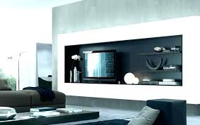 Wall Mounted Media Cabinet Center Floating99