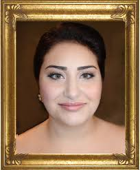 persian wedding makeup