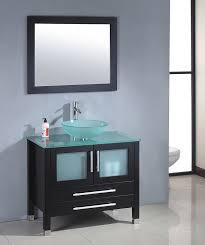 modern single bathroom vanity. MTD Bathroom Vanity MTB-8111B Modern Single